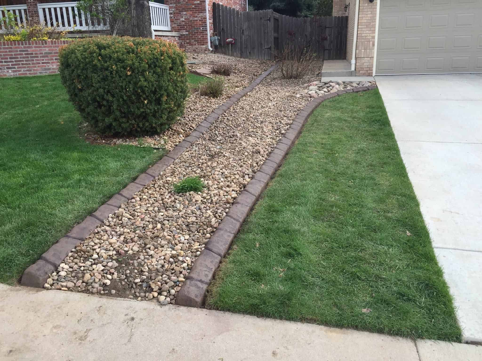 Concrete Landscaping Services In Douglas County Beautiful Borders
